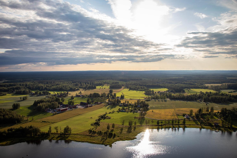 September segrare i temat landskap Tomas Eriksson
