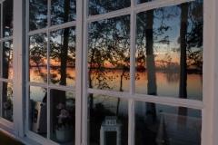 Februari segare tema fönster Christina Eklund